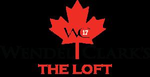 Wendel Clark's The Loft logo