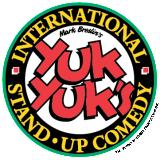 Yuk Yuk's logo.